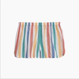 Madewell Bedtime Pajama Short (S)